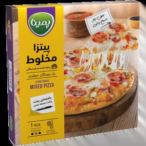 پیتزا مخلوط زویال